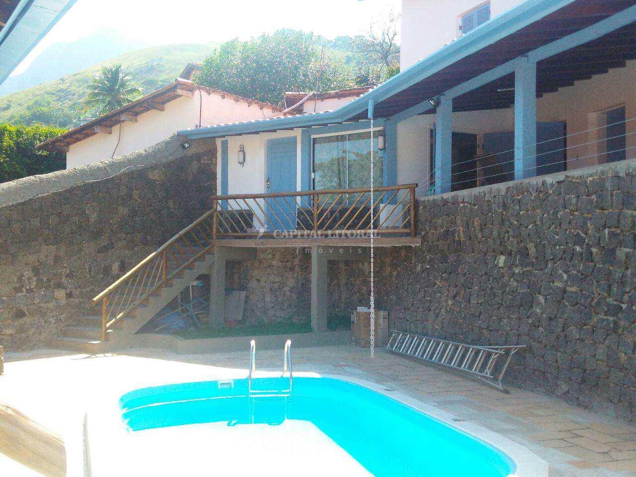 Casa com 4 dorms, Itaguassu, Ilhabela - R$ 890 mil, Cod: 1676