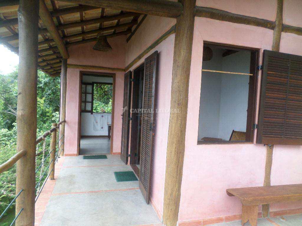 Casa com 2 dorms, Santa Tereza, Ilhabela - R$ 560 mil, Cod: 1791