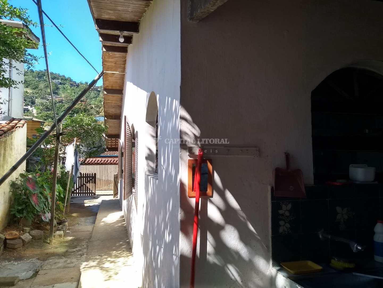 Casa com 3 dorms, Itaguassu, Ilhabela - R$ 550 mil, Cod: 1897