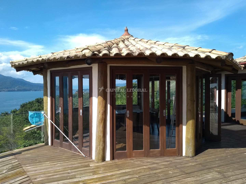 Casa com 5 dorms, Praia do Veloso, Ilhabela - R$ 6 mi, Cod: 1986