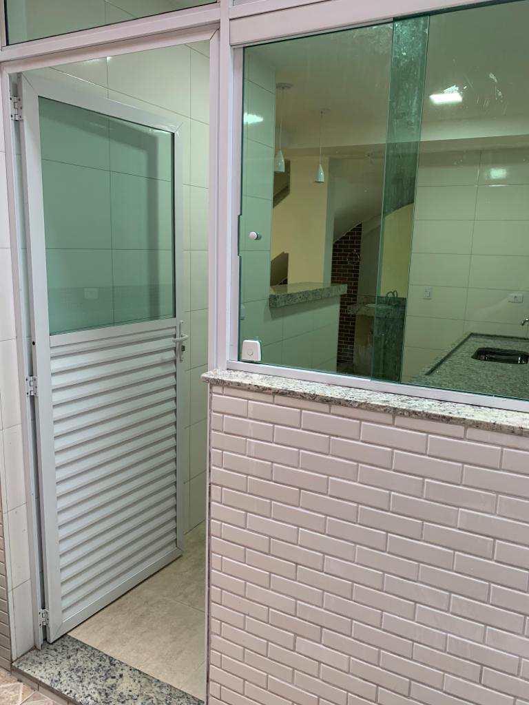 Sobrado com 2 dorms, Marapé, Santos - R$ 469 mil, Cod: 24671