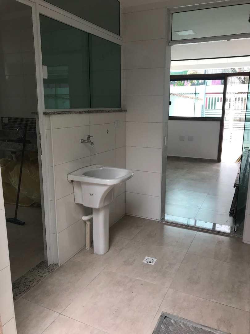 Casa com 2 dorms, Marapé, Santos - R$ 445 mil, Cod: 24761