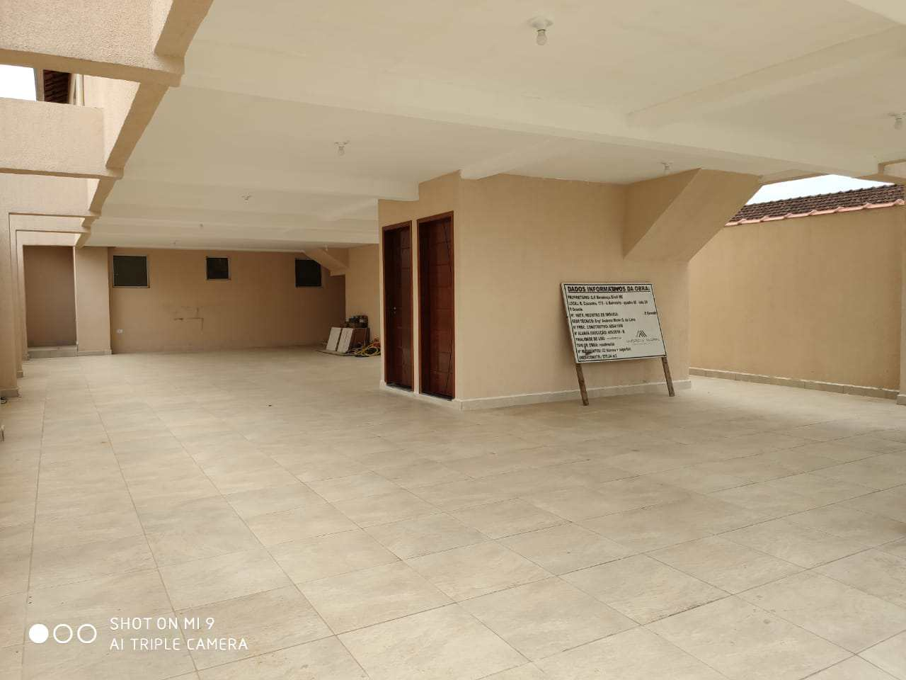 Sobrado com 2 dorms, Real, Praia Grande - R$ 190 mil, Cod: 24799