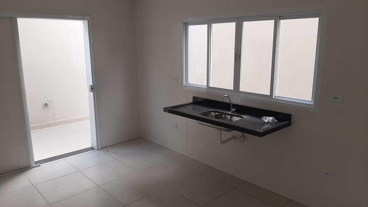 Casa com 3 dorms, Jardim Casqueiro, Cubatão - R$ 320 mil, Cod: 24806