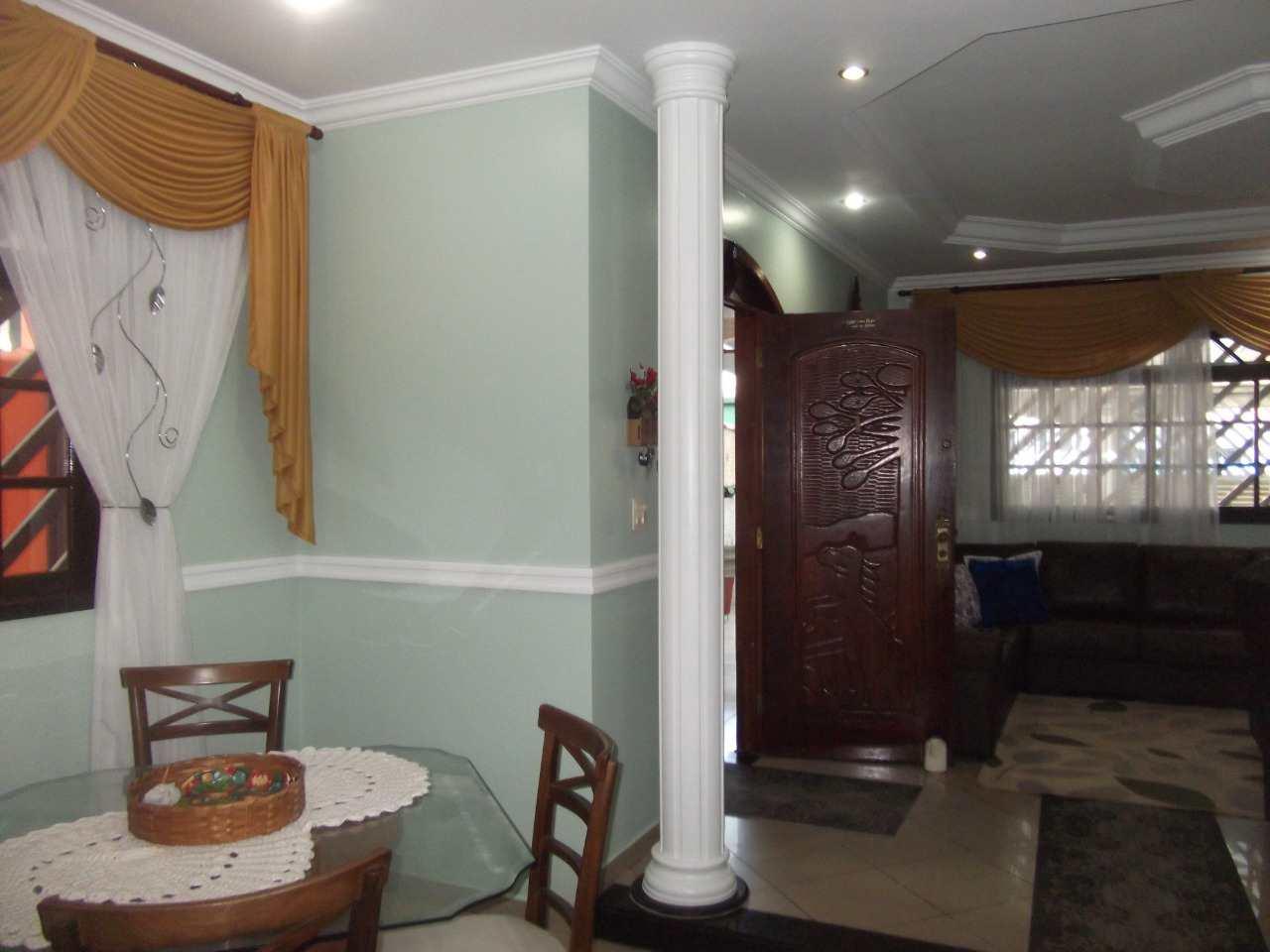 Sobrado com 3 dorms, Jardim Casqueiro, Cubatão - R$ 700 mil, Cod: 24828