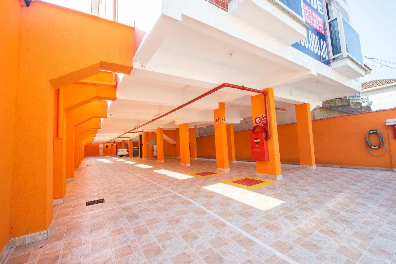 Apartamento com 1 dorm, Vila Santa Rosa, Cubatão - R$ 170 mil, Cod: 24847