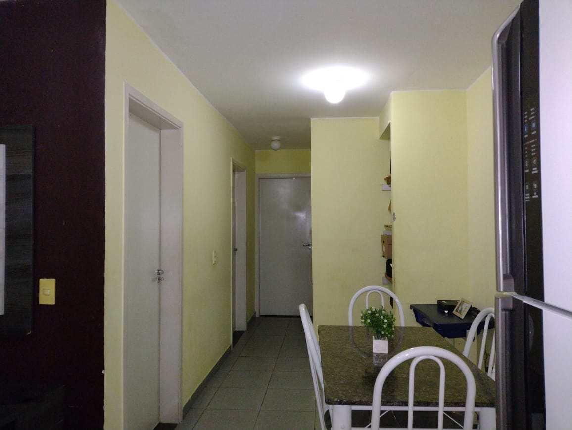 Apartamento com 3 dorms, Parque São Luis, Cubatão - R$ 110 mil, Cod: 24953