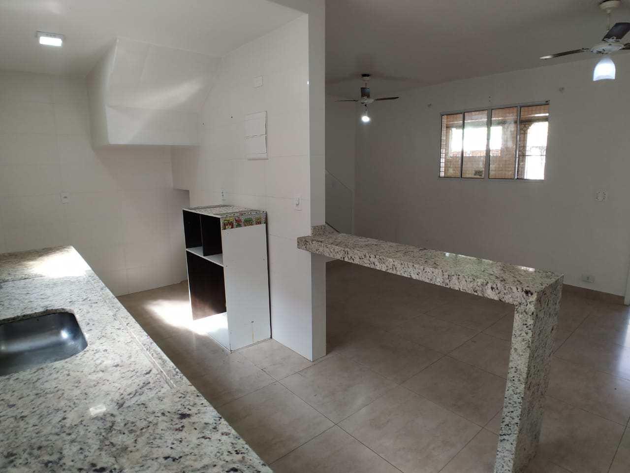 Sobrado com 2 dorms, Vila São Jorge, São Vicente - R$ 295 mil, Cod: 24962