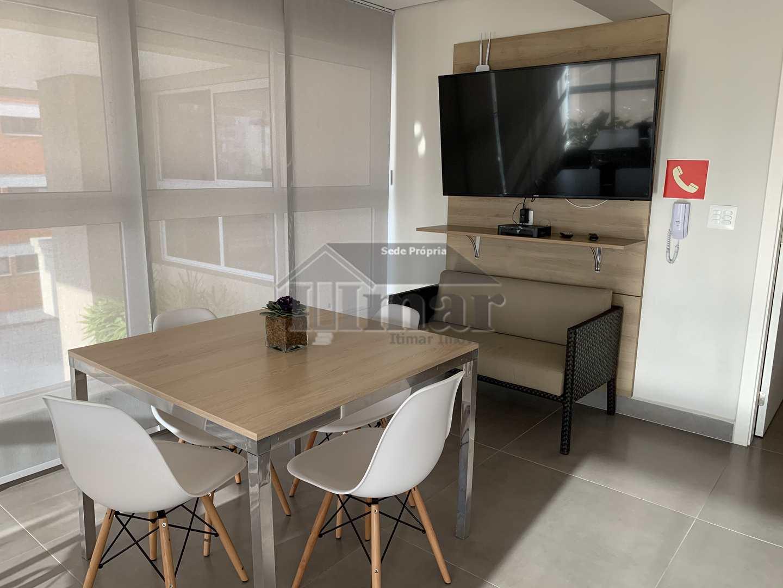 Apartamento duplex 3 suítes na Praia da Enseada, Guarujá