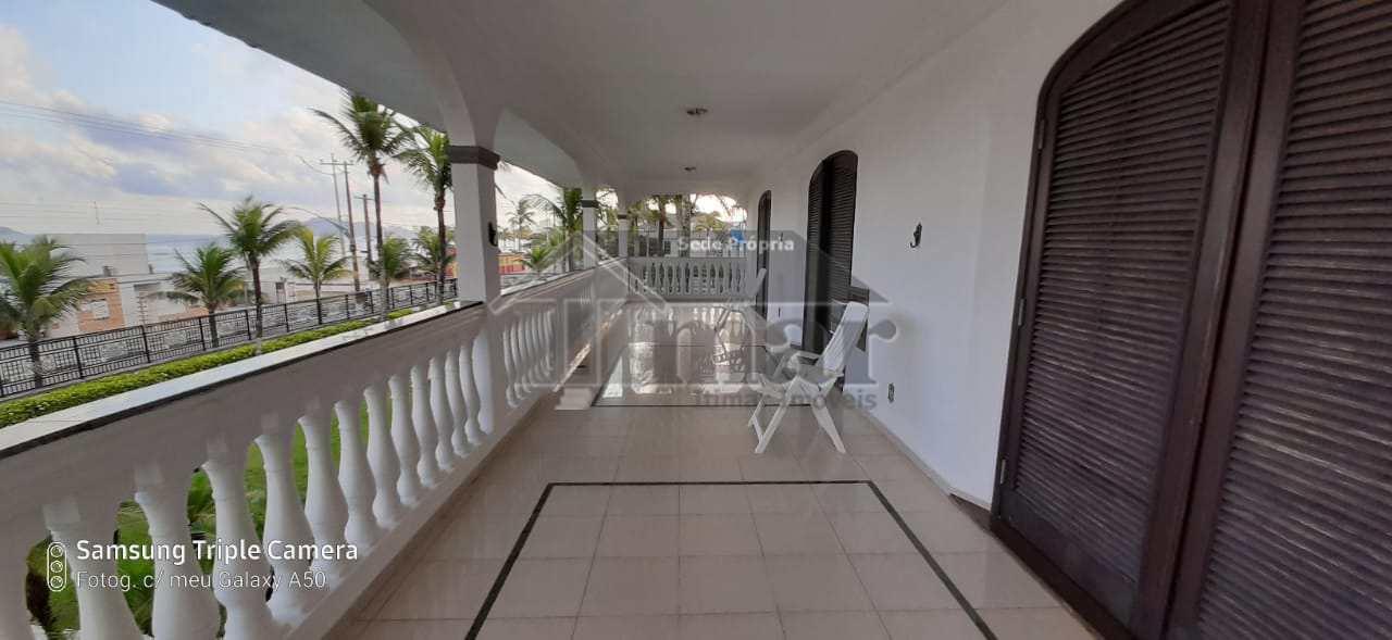 Casa com 5 suítes Frente ao Mar na Praia da Enseada, Guarujá