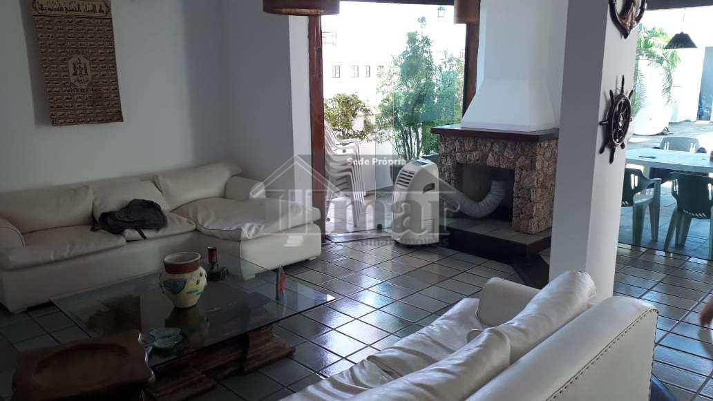 Cobertura com 4 dorms, Praia da Enseada, Guarujá - R$ 650 mil, Cod: 4897