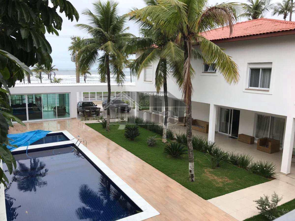 Mansão pé na areia, 14 dorms (9 suites), Frente ao mar, Guarujá