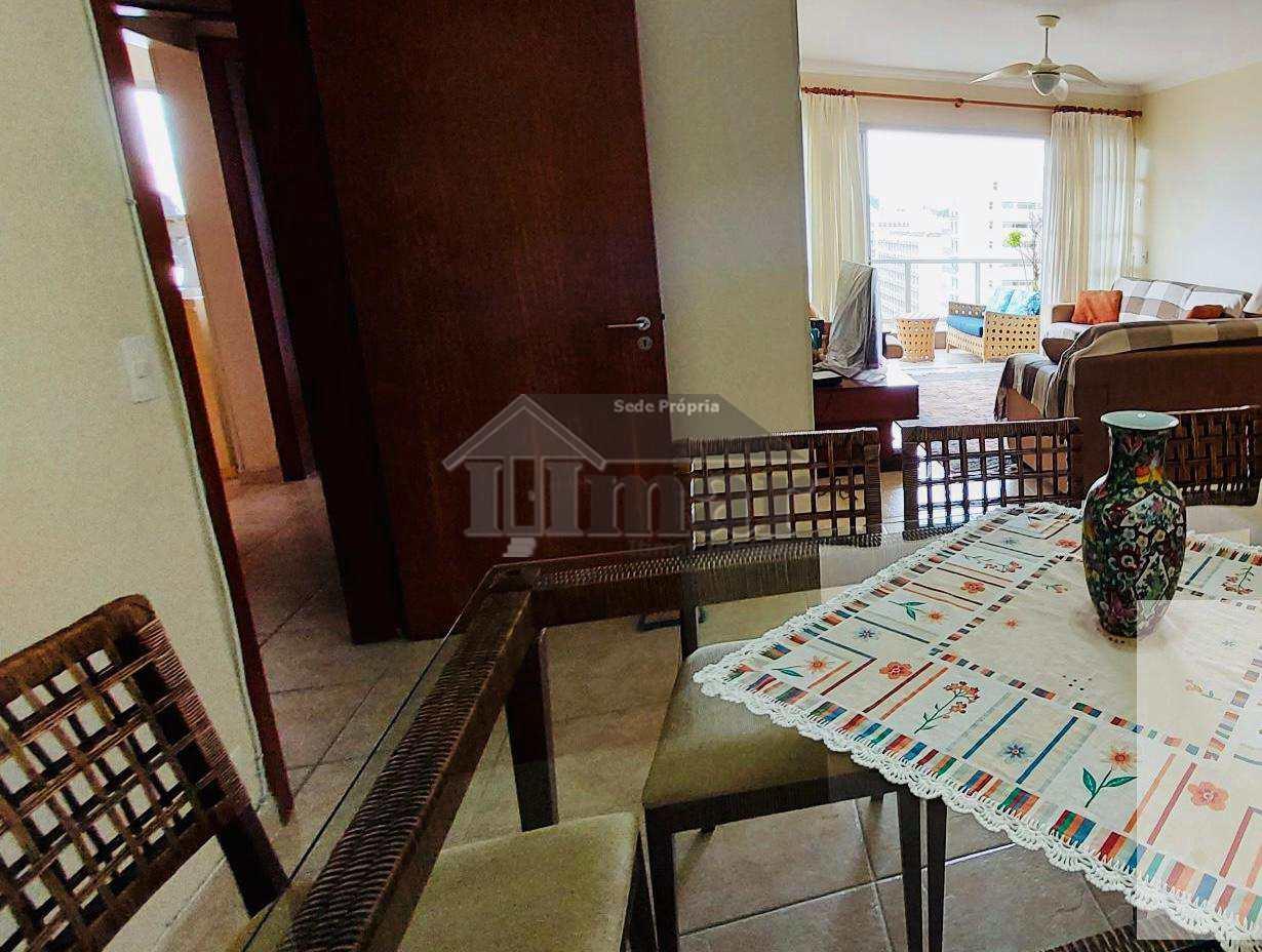 Apartamento com 3 dorms, Centro, Guarujá - R$ 750 mil, Cod: 5456