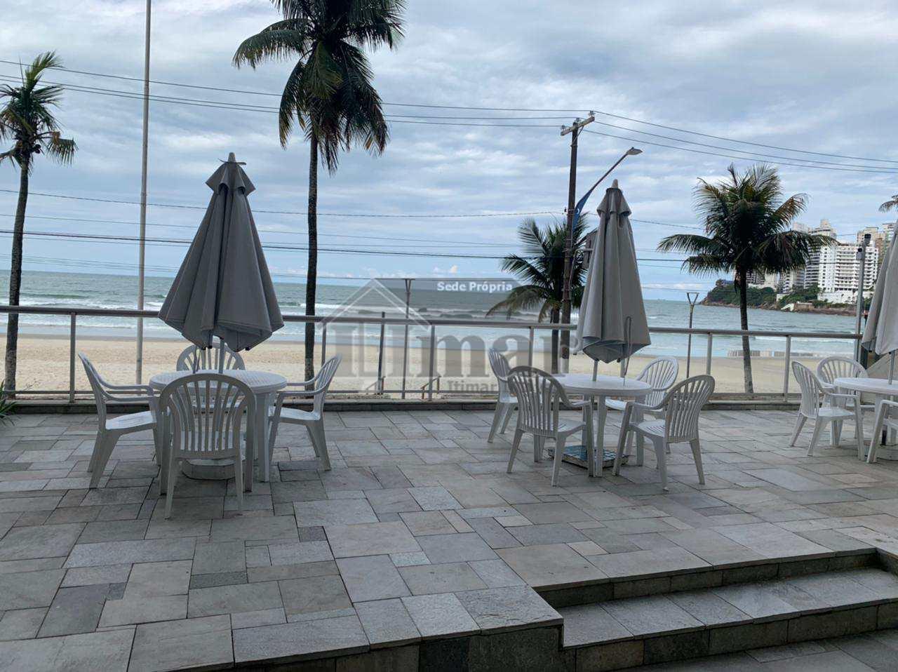 Apartamento com 2 dorms, PRAIA DAS ASTURIAS, Guarujá - R$ 420 mil, Cod: 5462