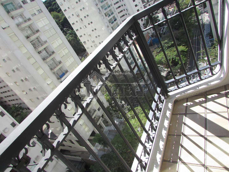 Apartamento com 3 dorms, Praia de Pitangueiras, Guarujá - R$ 460 mil, Cod: 5464