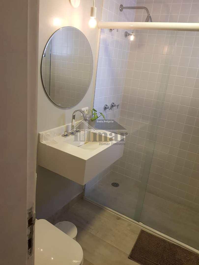 Apartamento com 1 dorm, Praia de Pitangueiras, Guarujá - R$ 280 mil, Cod: 5483