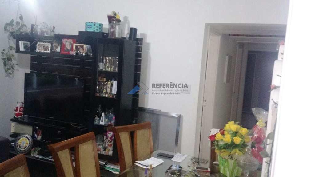Apartamento em São Vicente, bairro Parque Bitaru