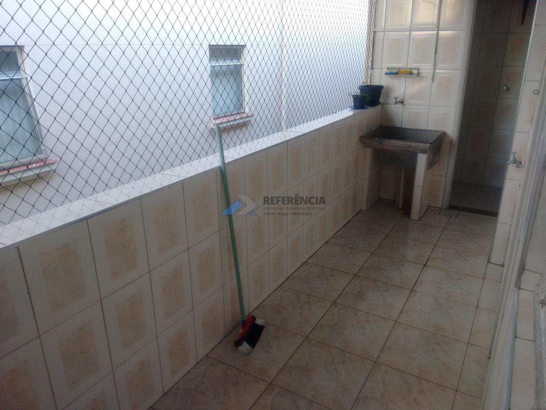 Apartamento com 3 dorms, Embaré, Santos, Cod: 709