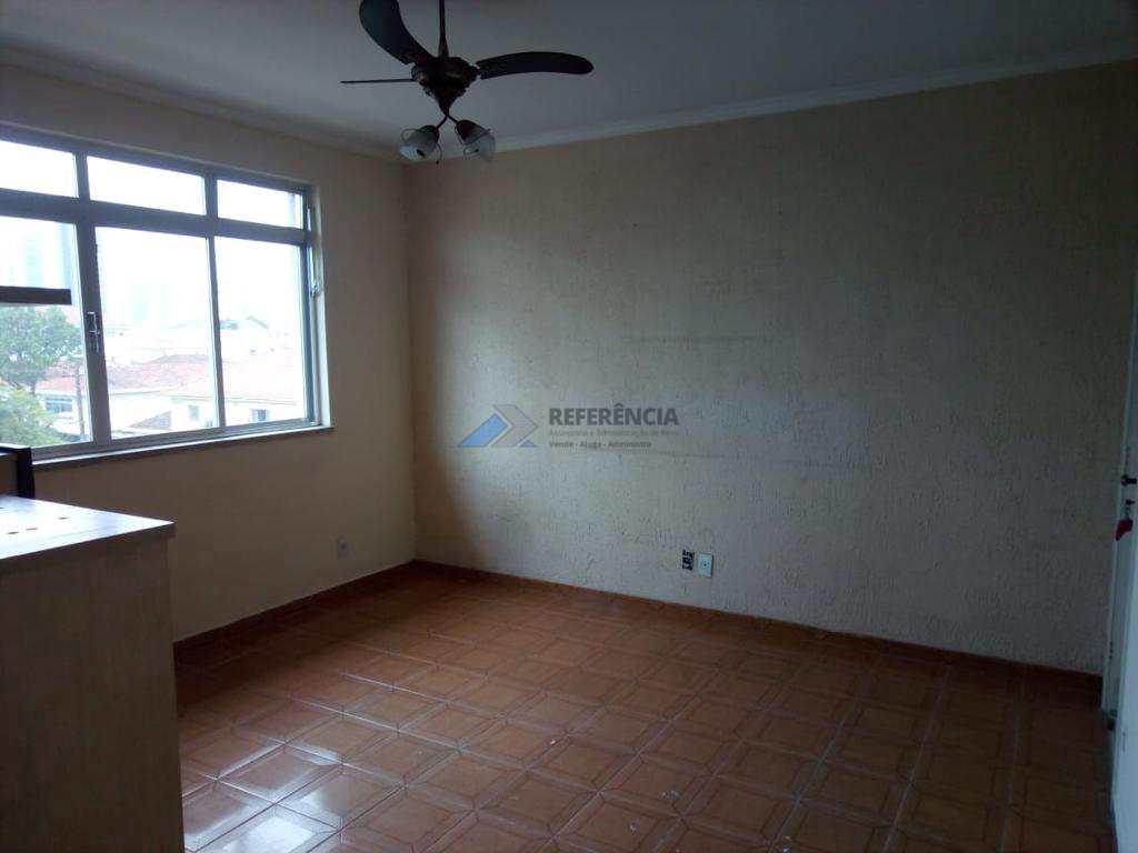 Apartamento com 3 dorms, Boqueirão, Santos - R$ 350 mil, Cod: 737