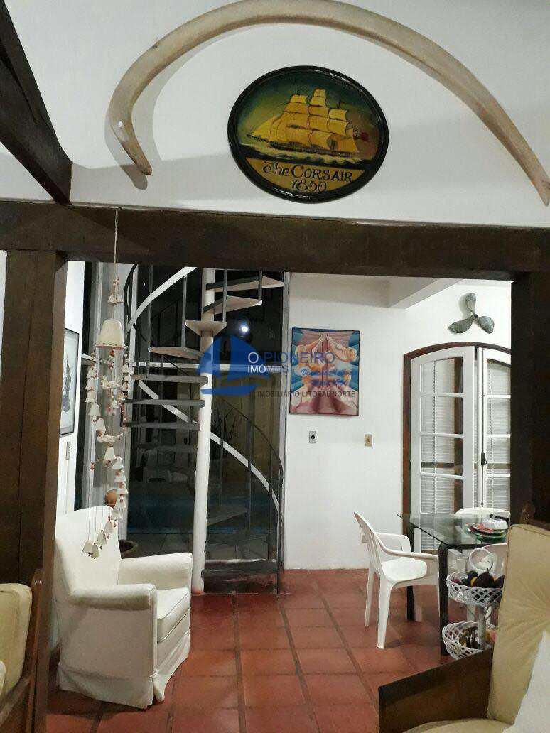Escada interna para suite superior (1)