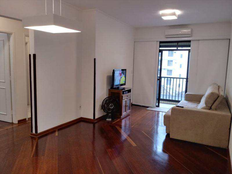 Apartamento com 2 dorms, Itararé, São Vicente - R$ 550 mil, Cod: 22039
