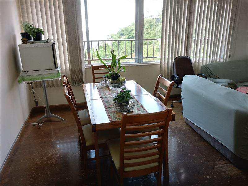 Apartamento com 2 dorms, Ilha Porchat, São Vicente - R$ 420 mil, Cod: 21033