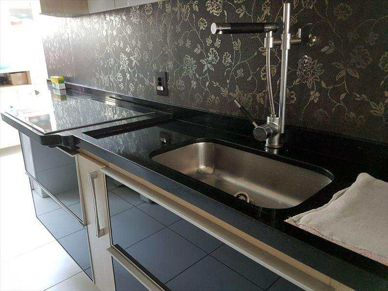 Apartamento com 2 dorms, Itararé, São Vicente, Cod: 9066