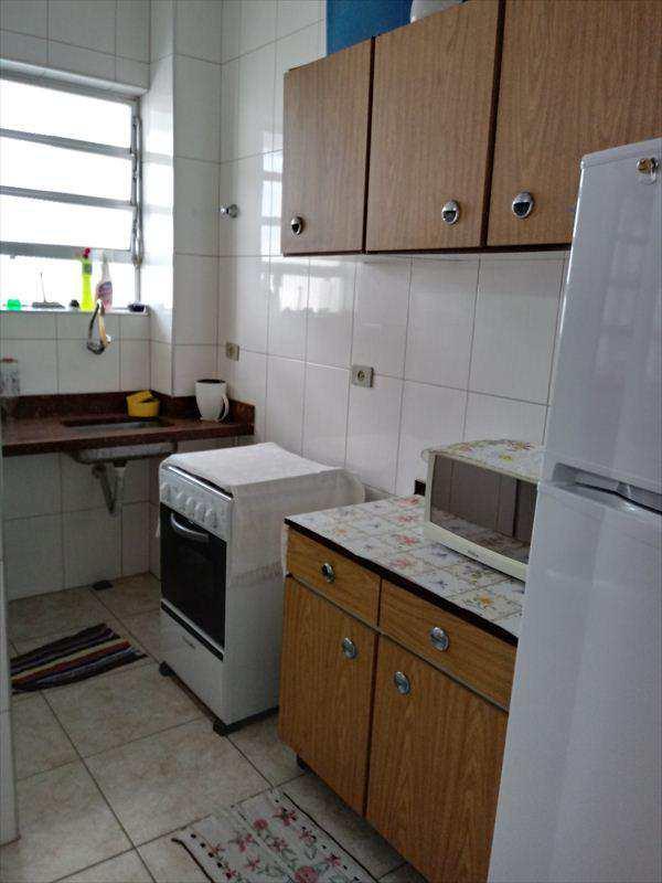 Sala Living com 1 dorm, Centro, São Vicente, Cod: 9033