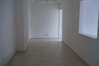 Sala Living com 1 dorm, Centro, São Vicente, Cod: 8453