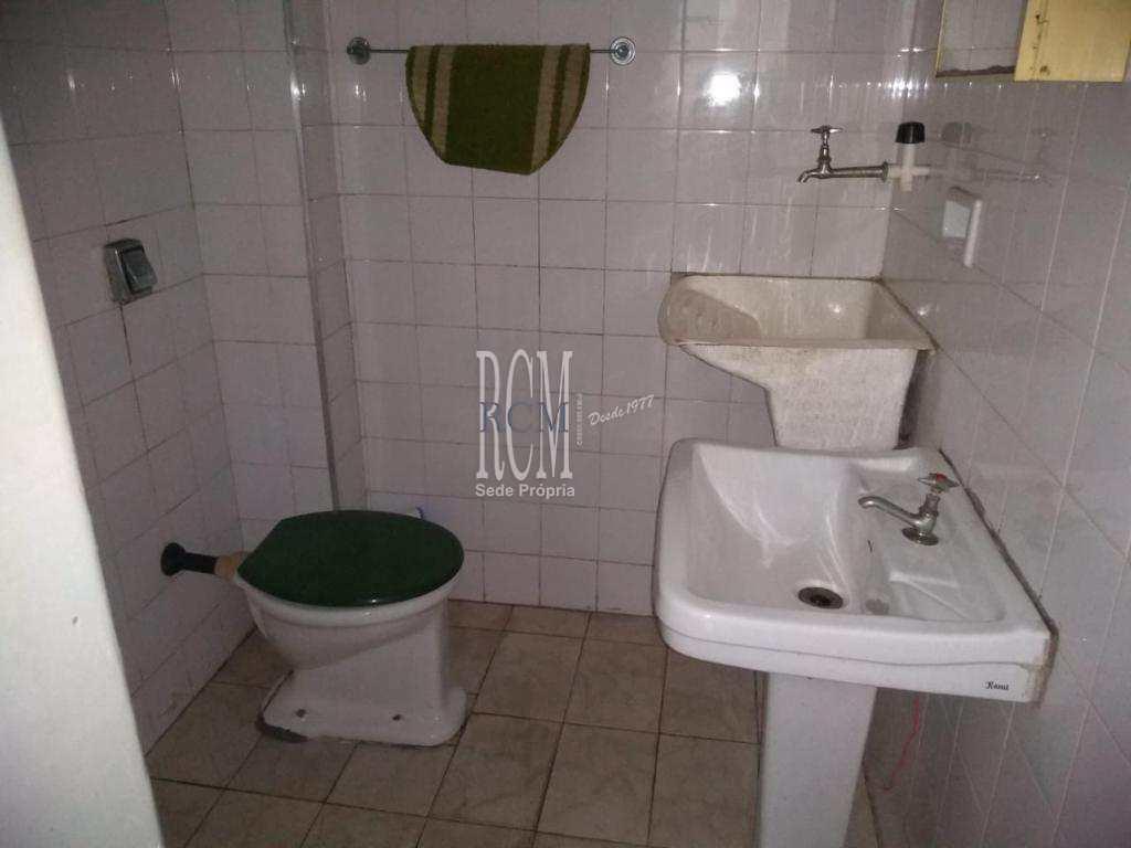 Sala Living com 1 dorm, Itararé, São Vicente - R$ 160 mil, Cod: 8412