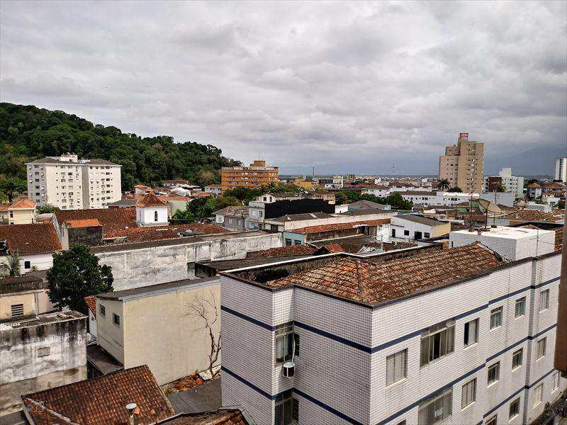 Sala Living com 1 dorm, Centro, São Vicente - R$ 110 mil, Cod: 7014