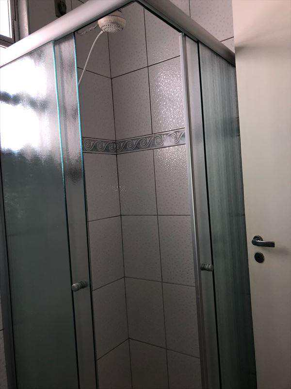 Sala Living com 1 dorm, Itararé, São Vicente - R$ 150 mil, Cod: 7010
