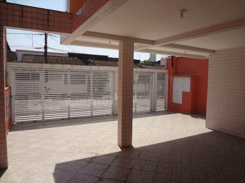 Sobrado em São Vicente bairro Catiapoa
