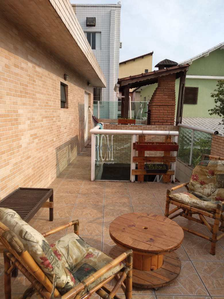 Sobrado com 3 dorms, Centro, São Vicente - R$ 480 mil, Cod: 5556