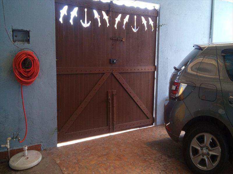 Casa com 2 dorms, Vila São Jorge, São Vicente - R$ 330 mil, Cod: 5527