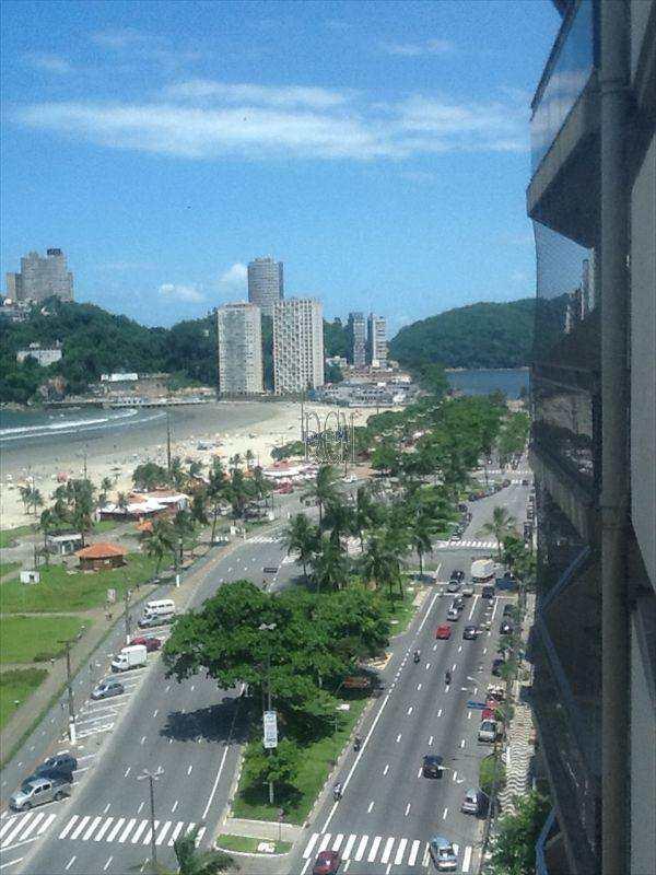 Apartamento com 3 dorms, Itararé, São Vicente - R$ 480 mil, Cod: 3441
