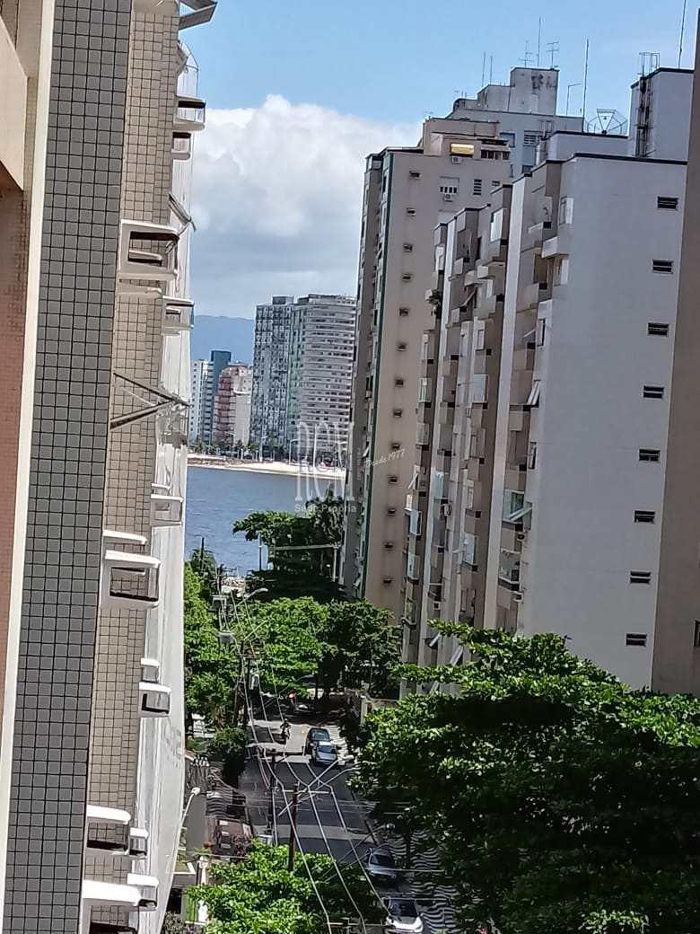 Apartamento com 3 dorms, Itararé, São Vicente - R$ 640 mil, Cod: 3395