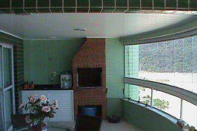 Apartamento com 3 dorms, Canto do Forte, Praia Grande - R$ 1.1 mi, Cod: 3349