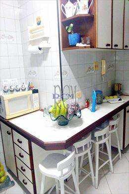 Apartamento com 2 dorms, Encruzilhada, Santos - R$ 380 mil, Cod: 2688