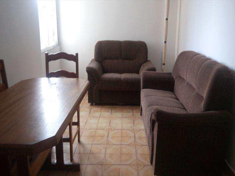 Apartamento com 1 dorm, Itararé, São Vicente - R$ 200 mil, Cod: 1748