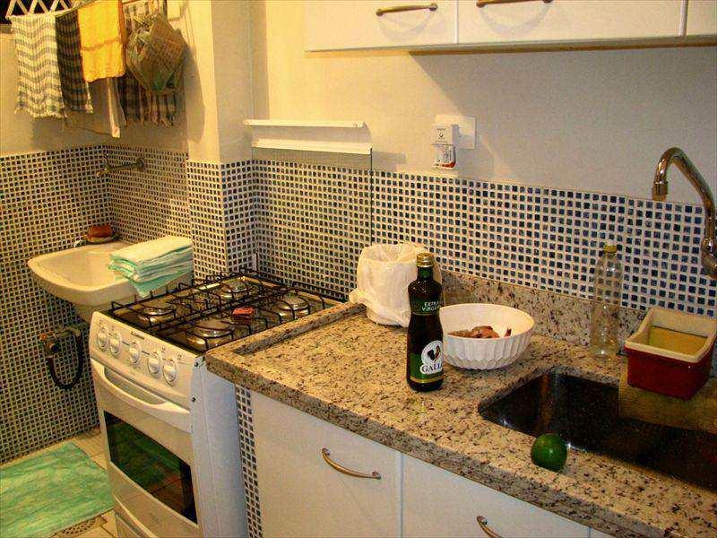 Apartamento com 1 dorm, Itararé, São Vicente - R$ 180 mil, Cod: 1734