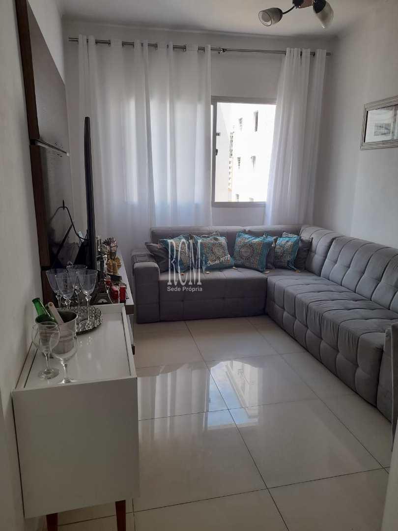 Apartamento com 1 dorm, Centro, São Vicente - R$ 205 mil, Cod: 1694