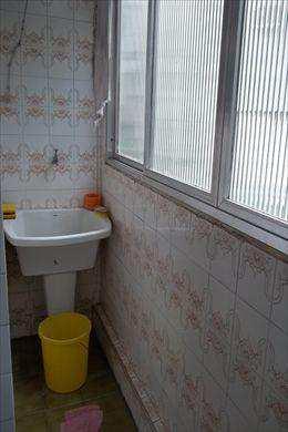 Apartamento com 1 dorm, Itararé, São Vicente - R$ 190 mil, Cod: 1660