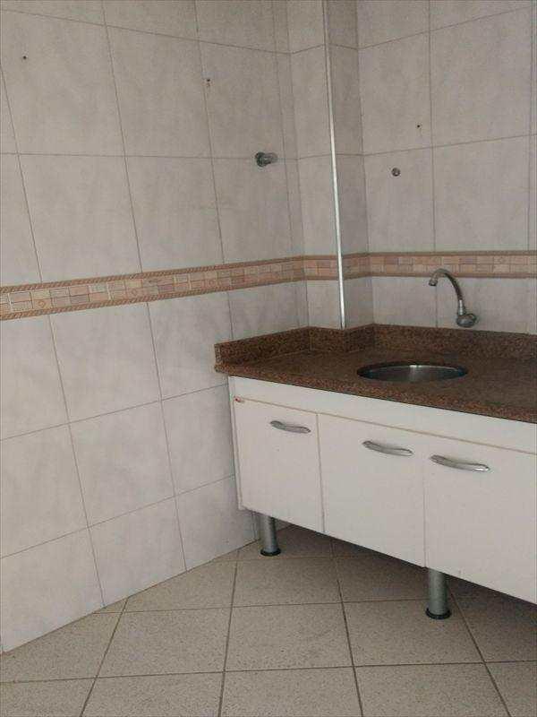 Sala Living com 1 dorm, Centro, São Vicente - R$ 150 mil, Cod: 991