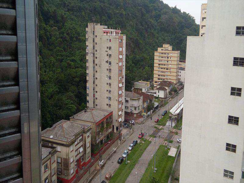 Kitnet em São Vicente bairro Itararé