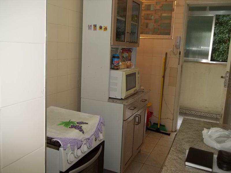 Sala Living, Morro dos Barbosas, São Vicente - R$ 160 mil, Cod: 769