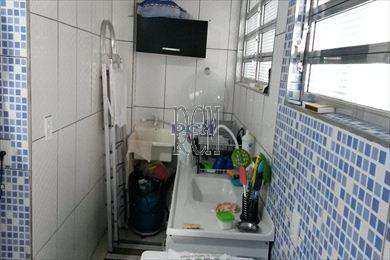 Sala Living, Centro, São Vicente - R$ 150 mil, Cod: 755