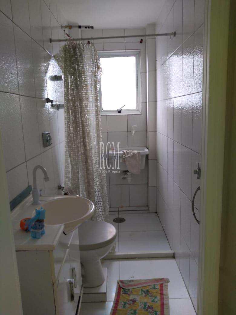 Sala Living com 1 dorm, Itararé, São Vicente - R$ 145 mil, Cod: 91078