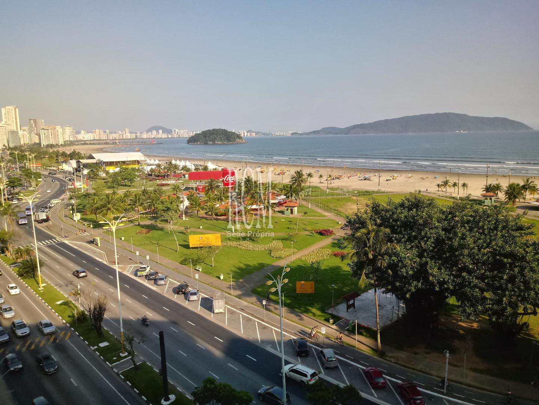 Apartamento com 3 dorms, Itararé, São Vicente - R$ 498 mil, Cod: 91090