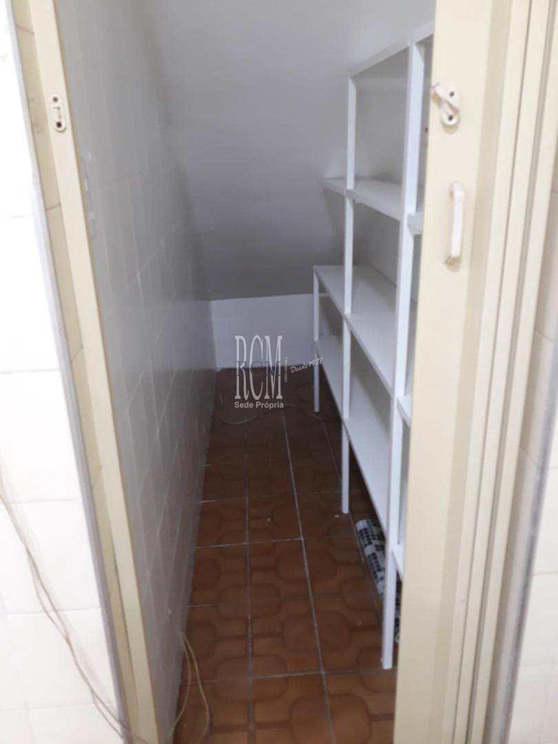 Sobrado com 2 dorms, Itararé, São Vicente - R$ 590 mil, Cod: 91105